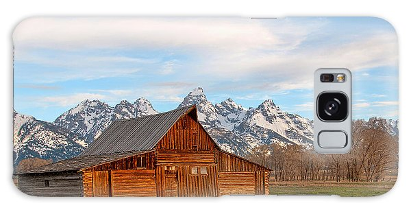 Teton Barn Galaxy Case by Steve Stuller