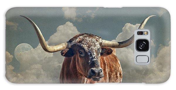Texas Longhorn Galaxy Case