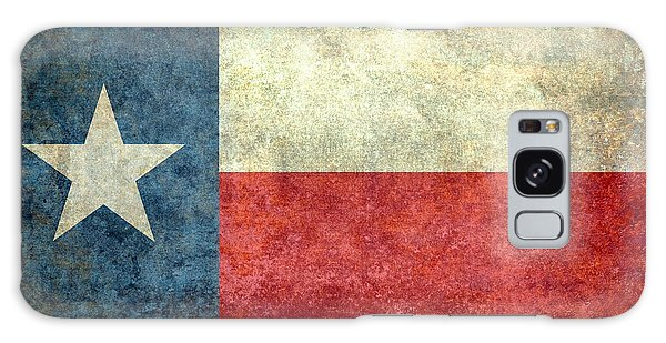Texas The Lone Star State Galaxy Case