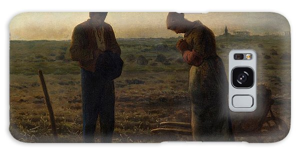 The Angelus Galaxy Case by Jean Francois Millet