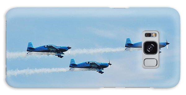 The Blades Aerobatic Team Galaxy Case