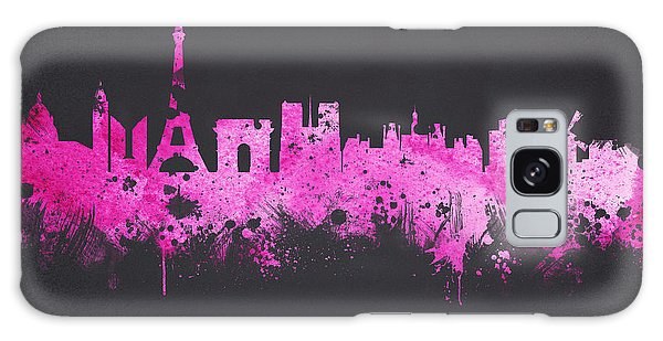 The City Of Love Galaxy Case