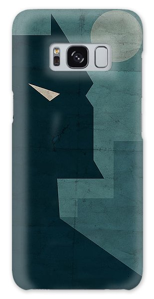 Cityscape Galaxy Case - The Dark Knight by Michael Myers