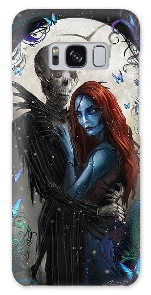 Nightmare Galaxy Case - 'the Embrace' V2 by Alex Ruiz