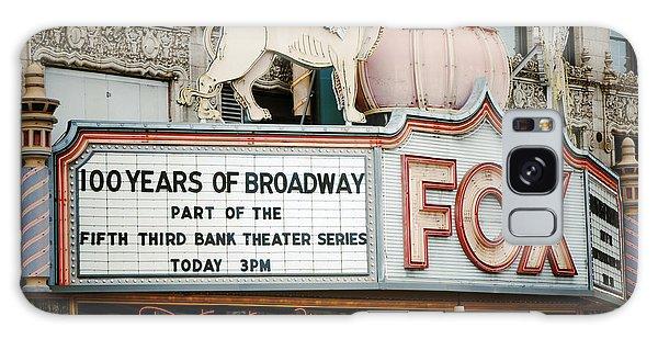 The Fox Theatre Galaxy Case