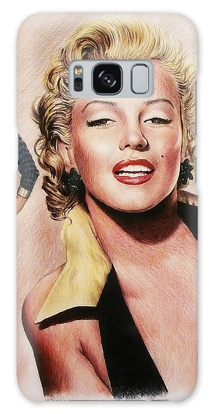 The Glamour Days Marilyn Monroe Galaxy Case