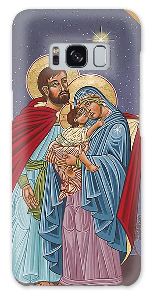 Bethlehem Galaxy Case - The Holy Family For The Holy Family Hospital Of Bethlehem 272 by William Hart McNichols