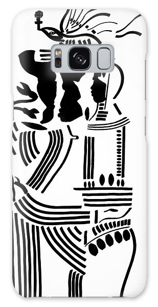 Mama Africa Galaxy Case - The Holy Family by Gloria Ssali