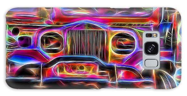 the Jeepney Galaxy Case