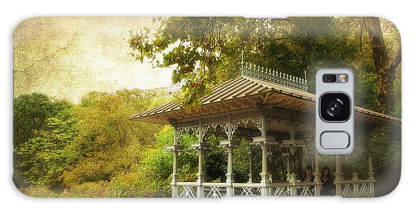 Galaxy Case featuring the photograph The Ladies Pavilion by Jessica Jenney