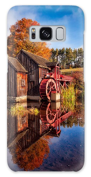 The Old Grist Mill Galaxy Case