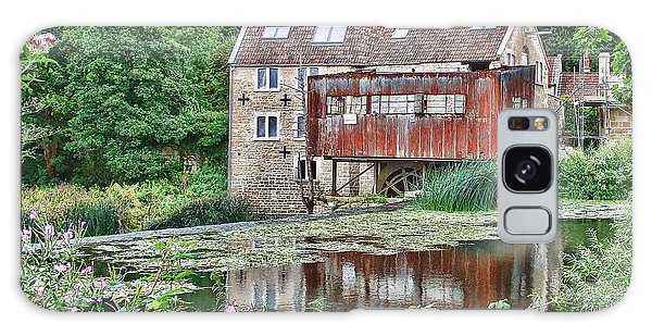 The Old Mill Avoncliff Galaxy Case