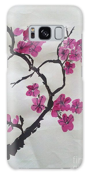 The Plum Blossom Galaxy Case