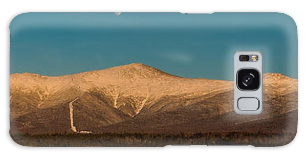 The Presidential Range White Mountains New Hampshire Galaxy Case