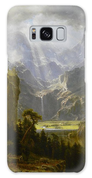 The Rocky Mountains Lander's Peak Galaxy Case