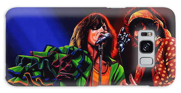Rock And Roll Galaxy Case - The Rolling Stones 2 by Paul Meijering