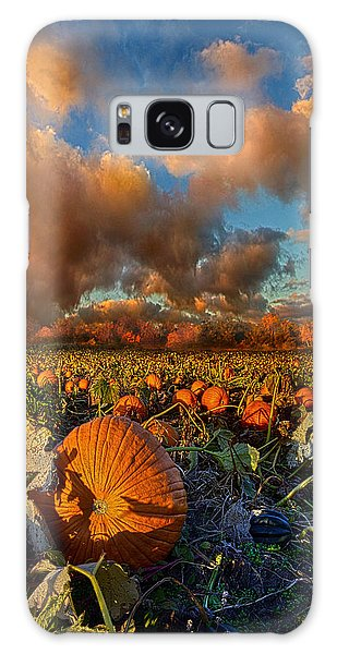 Picnic Table Galaxy Case - The Survivors by Phil Koch