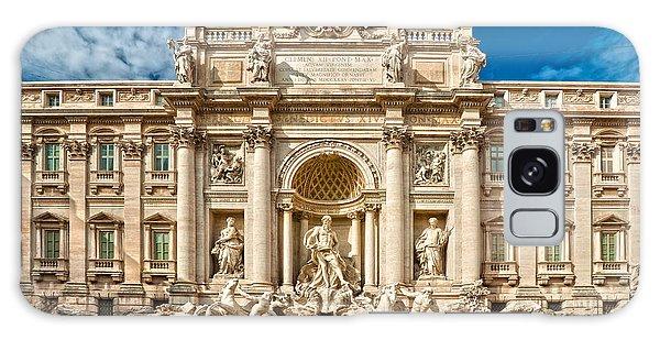 The Trevi Fountain - Rome Galaxy Case