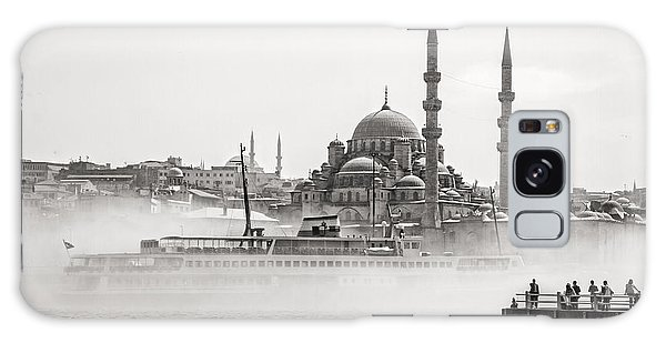 The Yeni Mosque In Fog Galaxy Case