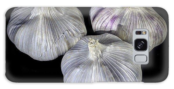 Three Bulbs Of Garlic Galaxy Case