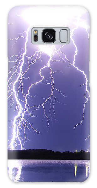 Thunderstruck Galaxy Case