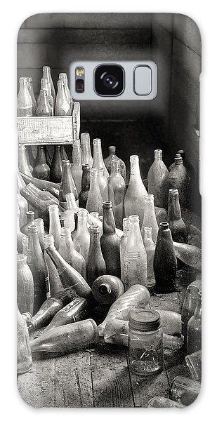Time In A Bottle Galaxy Case
