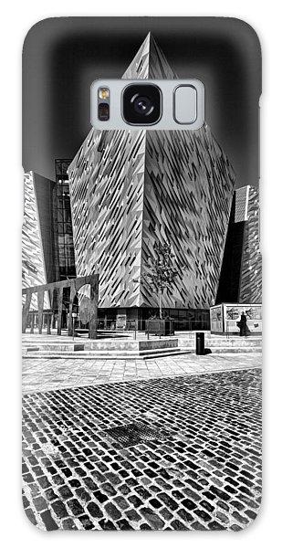 Titanic Signature Building Galaxy Case