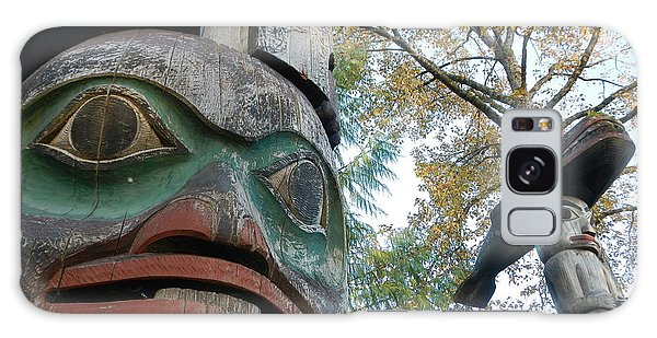 Tlingit Totem Galaxy Case