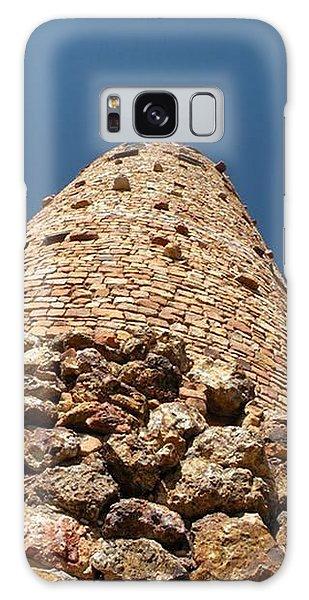 Towering Stones Galaxy Case by Carlee Ojeda