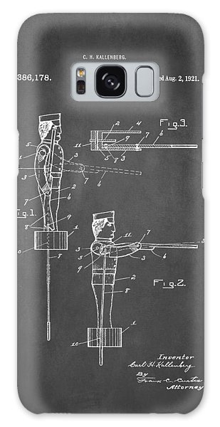 Toy Soldier Patent 1921 Galaxy Case
