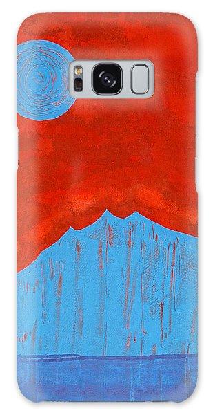 Tres Orejas Original Painting Galaxy Case