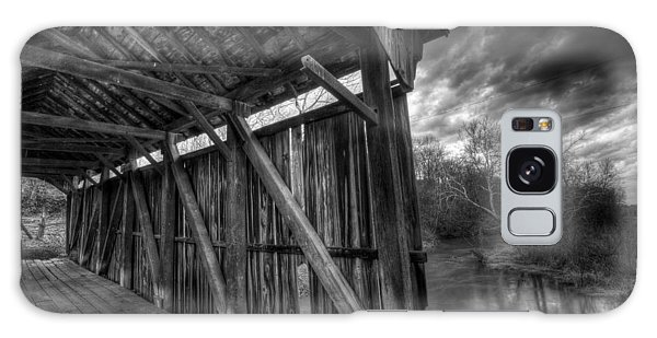 Trinity Road Covered Bridge Galaxy Case
