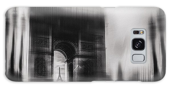 French Galaxy Case - Triumphal Arch by Oussama Mazouz