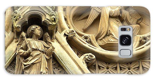 Truro Cathedral Galaxy Case by Rachel Mirror