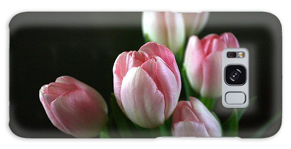 Tulips On Display Galaxy Case