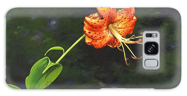 Turk's Cap Galaxy Case by Bob  George