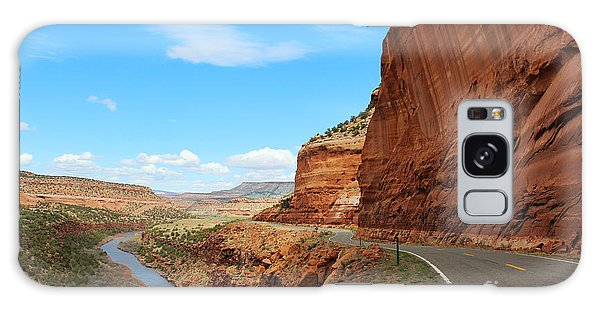 Galaxy Case featuring the photograph Unaweep Tabeguache Scenic Byway by Kate Avery