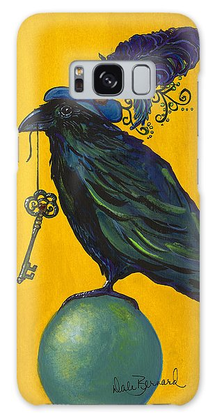 Uncommon Raven Love 2 Galaxy Case