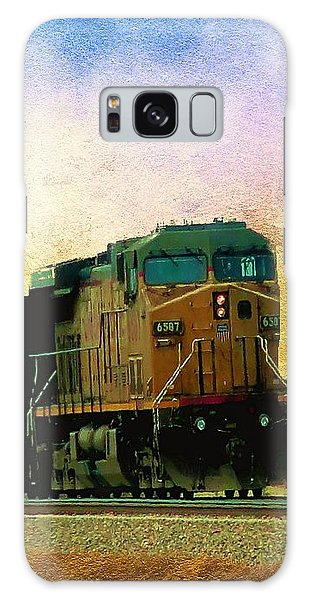 Union Pacific Coal Train Galaxy Case