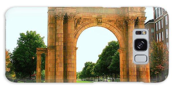 Union Station Arch Galaxy Case