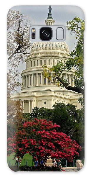 United States Capitol Galaxy Case by Suzanne Stout
