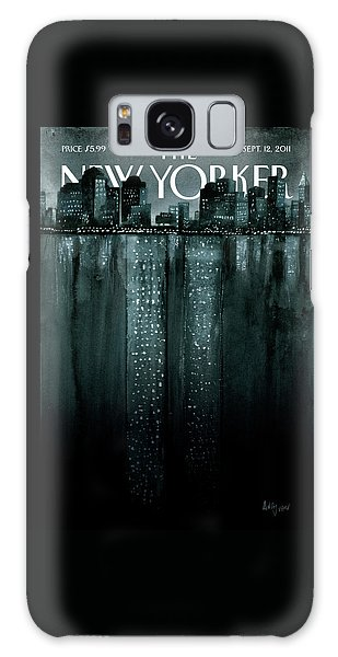 New Yorker September 12th, 2011 Galaxy Case