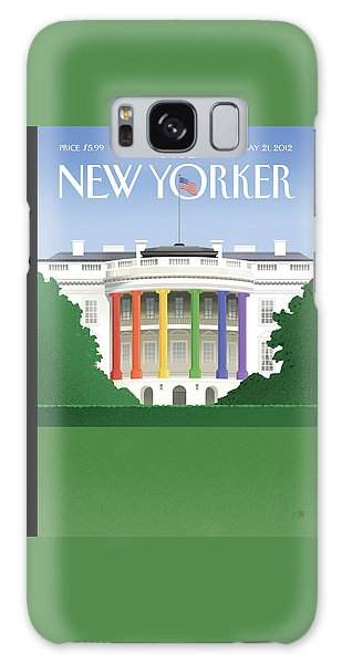 New Yorker May 21st, 2012 Galaxy Case