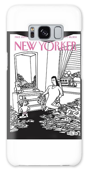 New Yorker September 26th, 2011 Galaxy Case