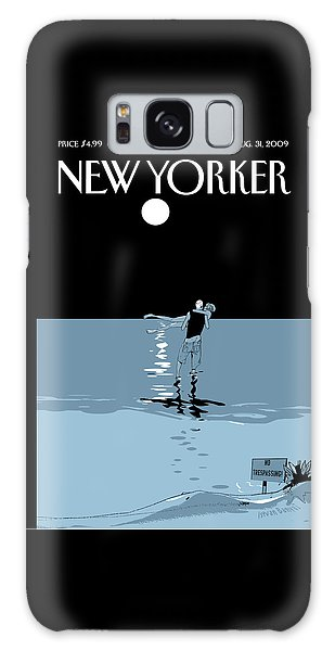 New Yorker August 31st, 2009 Galaxy Case