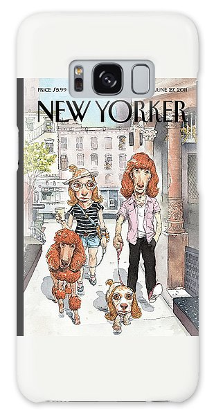 New Yorker June 27th, 2011 Galaxy Case