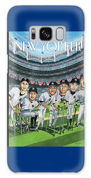 New Yorker April 8th, 2013 Galaxy Case