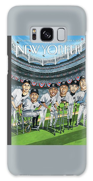 New Yorker April 8th, 2013 Galaxy S8 Case
