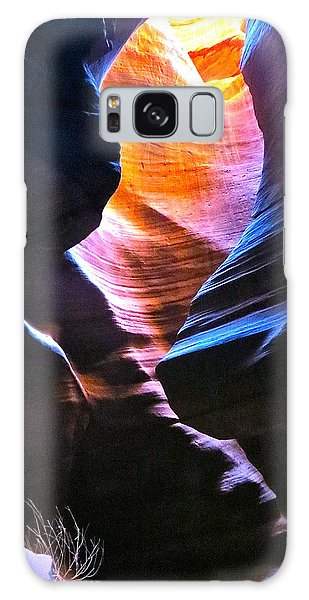Upper Antelope Canyon Galaxy Case