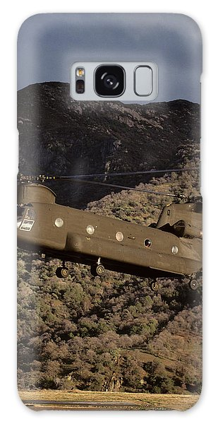 Helicopter Galaxy Case - Usa, California, Chinook Search by Gerry Reynolds